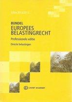 Bundel Europees belastingrecht