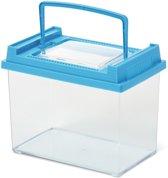 Savic Fauna Box Plastic - 17.5 x 11.5 x 13 cm - Ca. 1.5 L