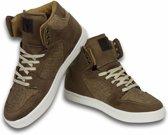 Cash Money Heren Schoenen - Heren Sneaker High - Riff Taupe - Maten: 41