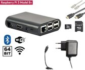 Raspberry Pi 3Plus (2018) starter kit + Wi-Fi + Bluetooth + NOOBS Software Tool