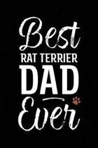 Best Rat Terrier Dad Ever