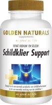 Golden Naturals Schildklier Support (90 tabletten)