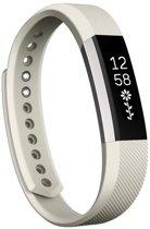 HIPFIT Siliconen bandje - Fitbit Alta (HR) - Grijs - Small