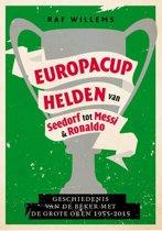 Europacuphelden van Seedorf tot Messi & Ronaldo