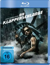 Escape From New York (1981) (Blu-ray)