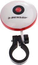 Dunlop Achterlicht Ufo Led Batterij Wit
