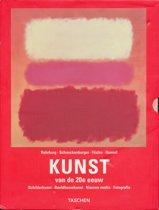 Kunst van de 20e eeuw. Schilderkunst - Beeldhouwkunst - Nieuwe media - Fotografie , 2 delen in cassette