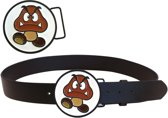 Nintendo - Goomba Buckle with Belt / Riem - Maat XL