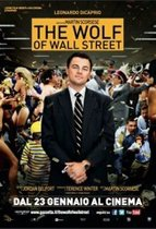 Poster-Leonardo DiCaprio-The Wolf of Wall Street (70x100cm)