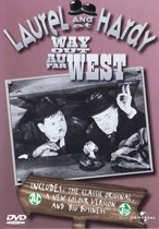 Laurel & Hardy - Way Out West