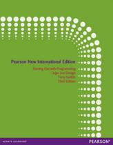 Starting Out with Programming Logic and Design: Pearson  International Edition