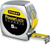 Stanley - Rolbandmaat Powerlock 5m - 25mm