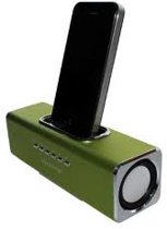 MUSICMAN DOCKING SOUNDSTATION GREEN