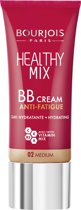 Bourjois Healthy Mix BB Cream Foundation - 02 Medium - Beige