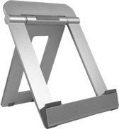 Verstelbare & Draagbare Tablet Stand - Anti-slip - 20 x 15 - iPad & Android - Horizontaal - Verticaal