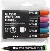 Creotime Glas- en porseleinstift zonder pomppunt