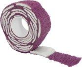 Gel nagellak remover wraps, paars. Voor het verwijderen van Gel lak / Gellak / Gel polish / Soak off gel / gel nagellak.
