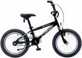 Bike Fun Cross Tornado - Kinderfiets - Jongens en meisjes - Zwart - 16 Inch