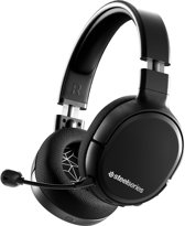 SteelSeries Arctis 1 - 2019 editie - Draadloze Gaming Headset - Zwart - PC + Nintendo Switch (Lite) + PS4