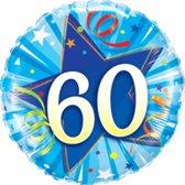 Folieballon 60