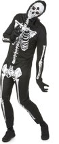 Halloween skeletten kostuum voor mannen - Volwassenen kostuums
