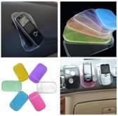 Smartphone Anti Slip Mat / Sticky Pad - Autohouder - Transparant