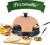 Emerio - Pizzarette Cooltouch Pizza Oven 4 Personen - PO-115985