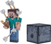 MINECRAFT Steve with Arrows