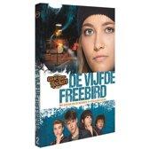 Ghost Rockers Boek – De Vijfde Freebird