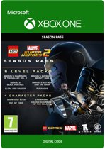 LEGO Marvel Super Heroes 2 - Season Pass - Xbox One