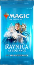 Magic The Gathering Ravnica Allegiance Boosterpack