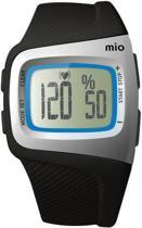 MIO Sport Black - Sporthorloge - zonder borstband / met fingertouch - Zwart
