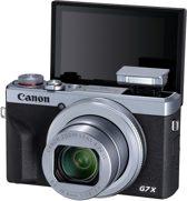Canon PowerShot G7X Mark III - Zilver