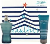 Jean Paul Gaultier geschenkset 75 ml EDT en 75 ml All over Shower Gel