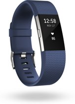 Fitbit Charge 2 activity tracker - Blauw - large
