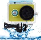 XM39 waterdichte behuizing beschermhoes met gesp Basic Mount voor Xiaomi Xiaoyi Sport Camera (transparant)