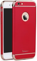 iPaky 3-in-1 Hardcase iPhone 6(s) plus - Rood/Goud