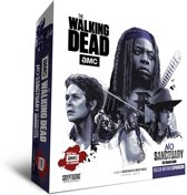 amc The Walking dead No Sanctuary board game killer within expansion