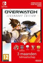Overwatch Legendary Edition - download + 3 maanden Nintendo Switch Online