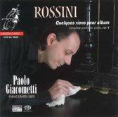 Rossini: Complete Works for Piano Vol. 4 - Giacometti -SACD- (Hybride/Stereo/5.1)