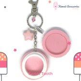 Sweet Tooth Macaron - Tashanger / Sleutelhanger