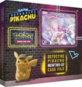 Pokémon Detective Pikachu GX Box Mewtwo - Pokémon kaarten