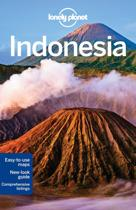 Omslag van 'Lonely Planet Indonesia'