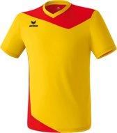 Erima Glasgow KM - Voetbalshirt - Jongens - Maat 164 - Geel