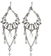 Oorbellen hangers zilver-kleur