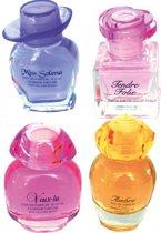 ComfortTrends Parfum 4 flesjes Dames - Franse parfums