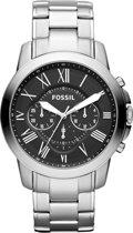 Fossil Zilverkleurig Mannen Horloge FS4736IE