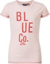 Petrol Industries Meisjes T-Shirt Short Sleeve - Rose Quartz - Maat 116