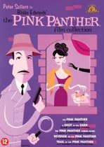 Pink Panther Film Collection (dvd)