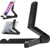 Universele Tablet & E-Reader Standaard - 7-12 Inch - Zwart